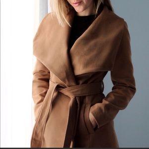 Jackets & Blazers - Central Park Camel Coat